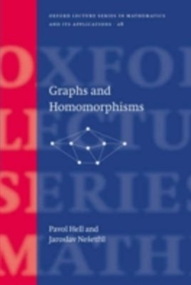 (ebook) Graphs and Homomorphisms