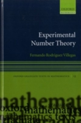 (ebook) Experimental Number Theory