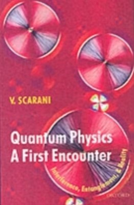 (ebook) Quantum Physics: A First Encounter