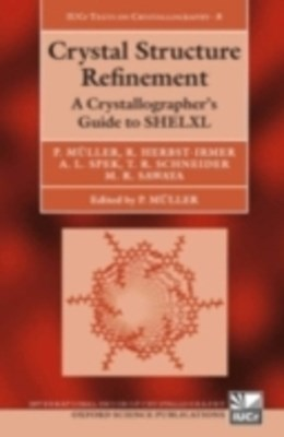 (ebook) Crystal Structure Refinement