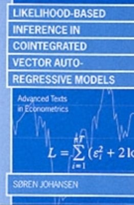 (ebook) Likelihood-Based Inference in Cointegrated Vector Autoregressive Models