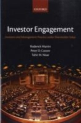 (ebook) Investor Engagement