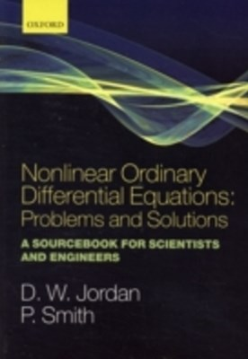 (ebook) Nonlinear Ordinary Differential Equations: Problems and Solutions