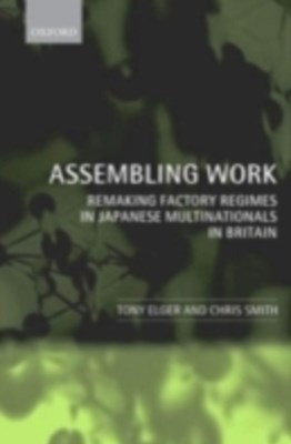 (ebook) Assembling Work