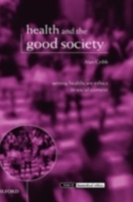 (ebook) Health and the Good Society