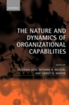 Nature and Dynamics of Organizational Capabilities