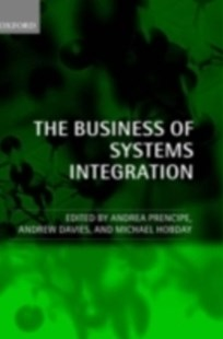 (ebook) Business of Systems Integration - Business & Finance Business Communication