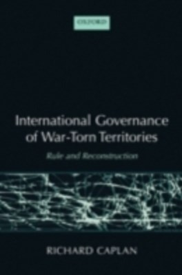 (ebook) International Governance of War-Torn Territories