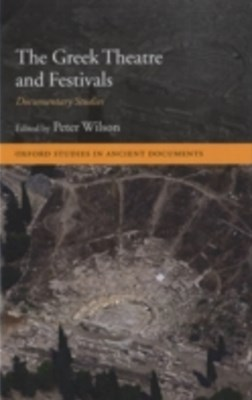 (ebook) Greek Theatre and Festivals