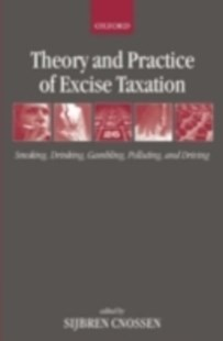 (ebook) Theory and Practice of Excise Taxation - Business & Finance Ecommerce