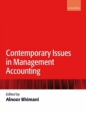 (ebook) Contemporary Issues in Management Accounting