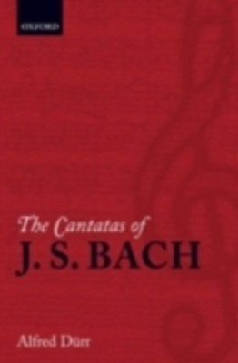 (ebook) Cantatas of J. S. Bach: With their librettos in German-English parallel text