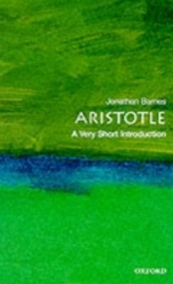 (ebook) Aristotle: A Very Short Introduction