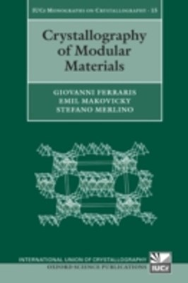 (ebook) Crystallography of Modular Materials