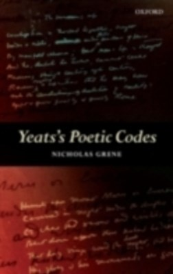 (ebook) Yeats's Poetic Codes