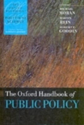 Oxford Handbook of Public Policy