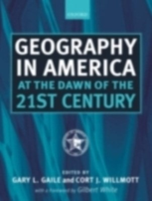 (ebook) Geography in America at the Dawn of the 21st Century