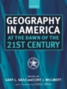 (ebook) Geography in America at the Dawn of the 21st Century - Science & Technology Environment