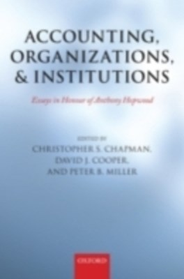 (ebook) Accounting, Organizations, and Institutions