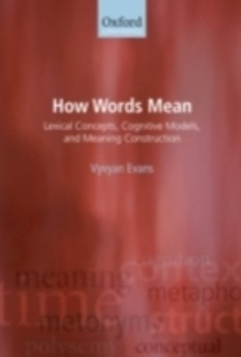 (ebook) How Words Mean