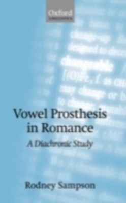 (ebook) Vowel Prosthesis in Romance