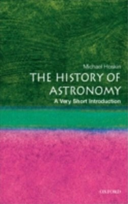 (ebook) History of Astronomy: A Very Short Introduction