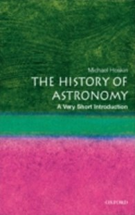 (ebook) History of Astronomy: A Very Short Introduction - Science & Technology Astronomy