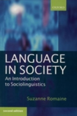 (ebook) Language in Society