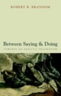 (ebook) Between Saying and Doing