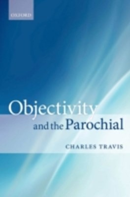 (ebook) Objectivity and the Parochial