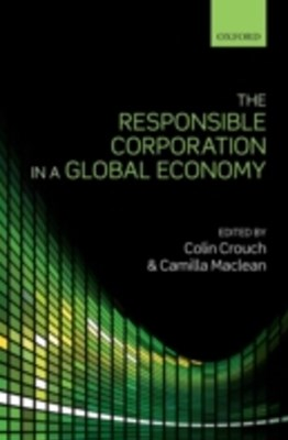 (ebook) Responsible Corporation in a Global Economy