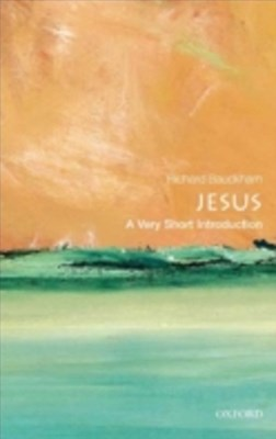 (ebook) Jesus: A Very Short Introduction