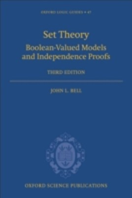 Set Theory: Boolean-Valued Models and Independence Proofs