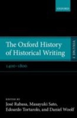(ebook) Oxford History of Historical Writing