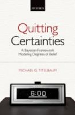 (ebook) Quitting Certainties