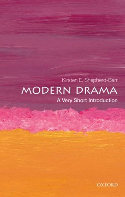 (ebook) Modern Drama: A Very Short Introduction