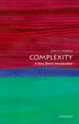 (ebook) Complexity: A Very Short Introduction