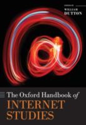 (ebook) Oxford Handbook of Internet Studies