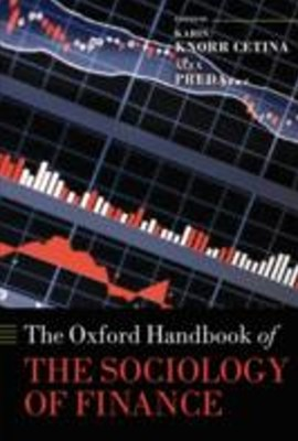 Oxford Handbook of the Sociology of Finance