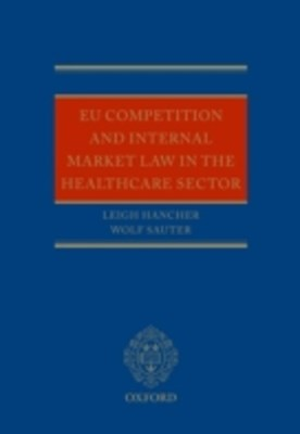 (ebook) EU Competition and Internal Market Law in the Healthcare Sector