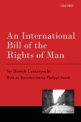 International Bill of the Rights of Man