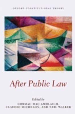(ebook) After Public Law