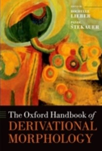 (ebook) Oxford Handbook of Derivational Morphology - Reference