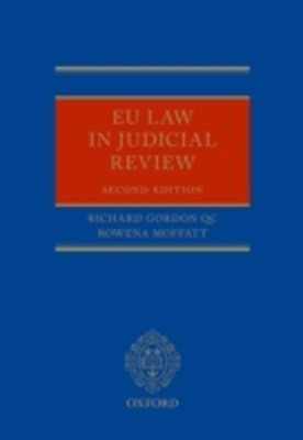 (ebook) EU Law in Judicial Review