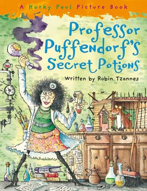 Professor Puffendorf's Secret Potions Reissue