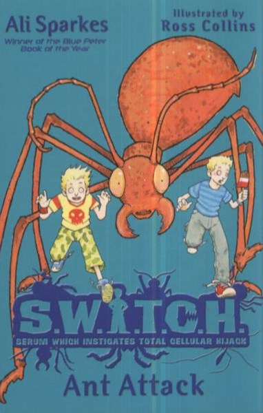 SWITCH 4 Ant Attack