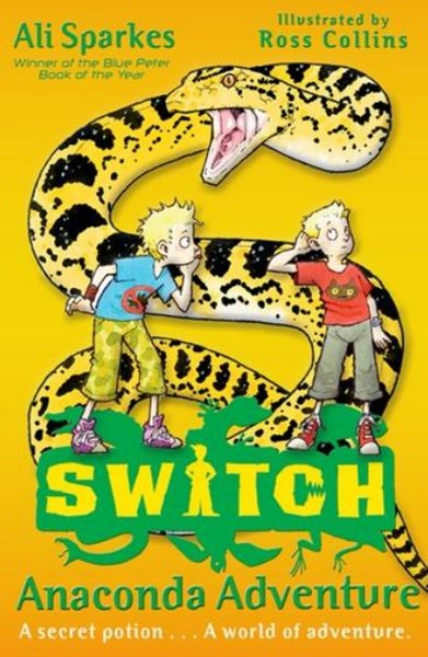 SWITCH 11 Anaconda Adventure