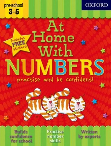 At Home With Numbers Practise and Be Confident!