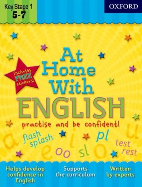 At Home With English Practise and Be Confident!