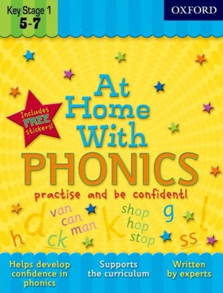 At Home With Phonics Practise and Be Confident!